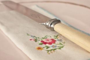 vintage cutlery hire.