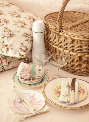 Elsie Florence picnic hampers made to order