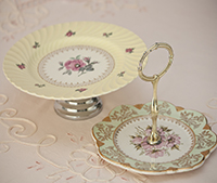 Single Tier Cake Stands
