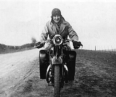 Elsie Florence in 1930