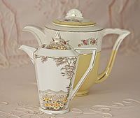 Vintage China Coffee Pots