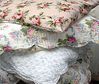 Vintage Cushions and Throws