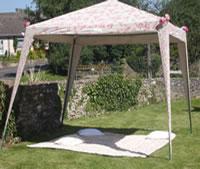French Shade Pavilion