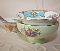 Vintage China Sugar Bowls