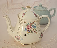 Vintage China Teapots