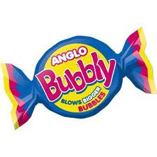 bubbly bubble gum