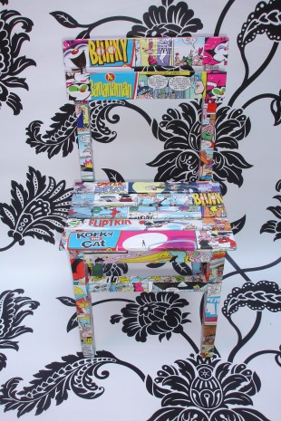 childs 'DANDY' comic chair 75.00