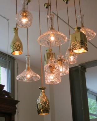 decanter pendant lights