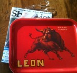 breakfast at leon
