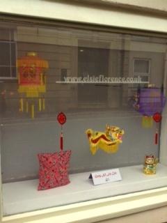 chinese new year window