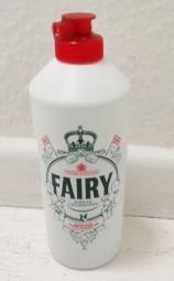 vintage fairy liquid
